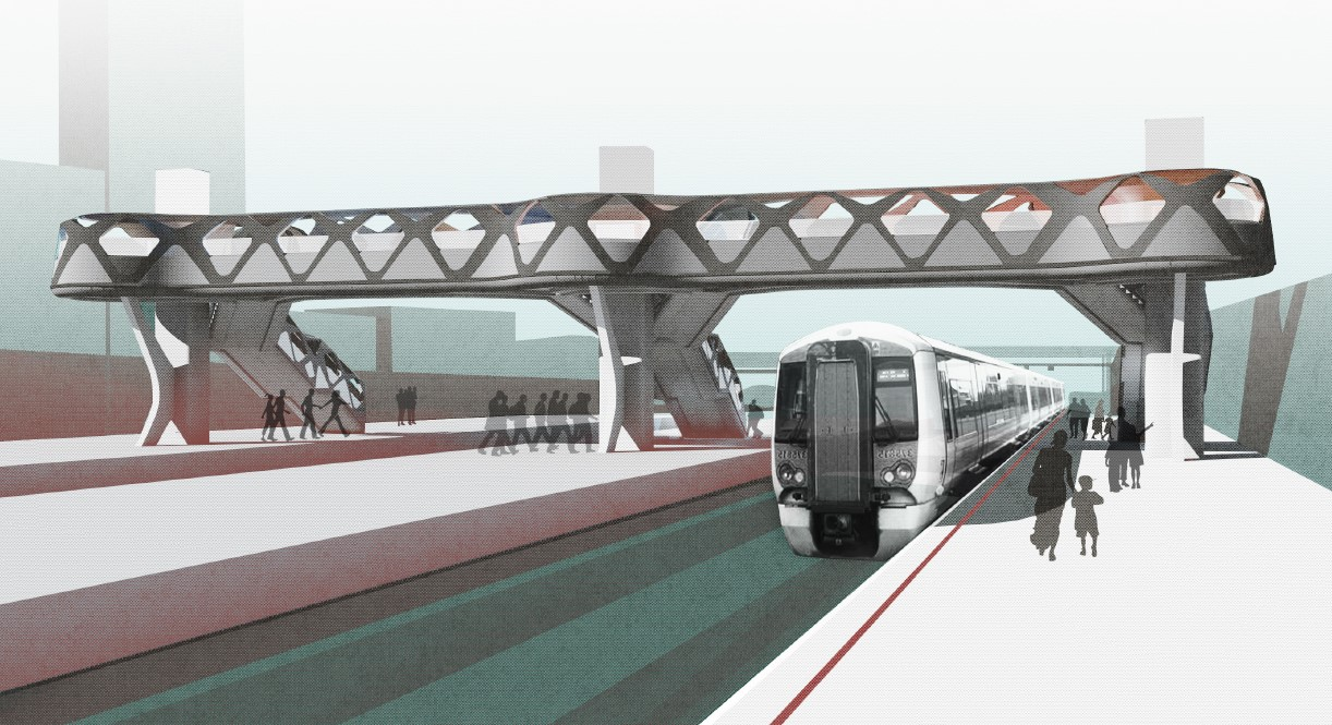 Network Rail Bridge Competition - Cake Industries